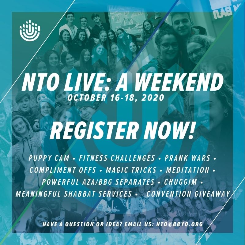 SCHOLARSHIP ONLY: NTO Live: A Weekend image
