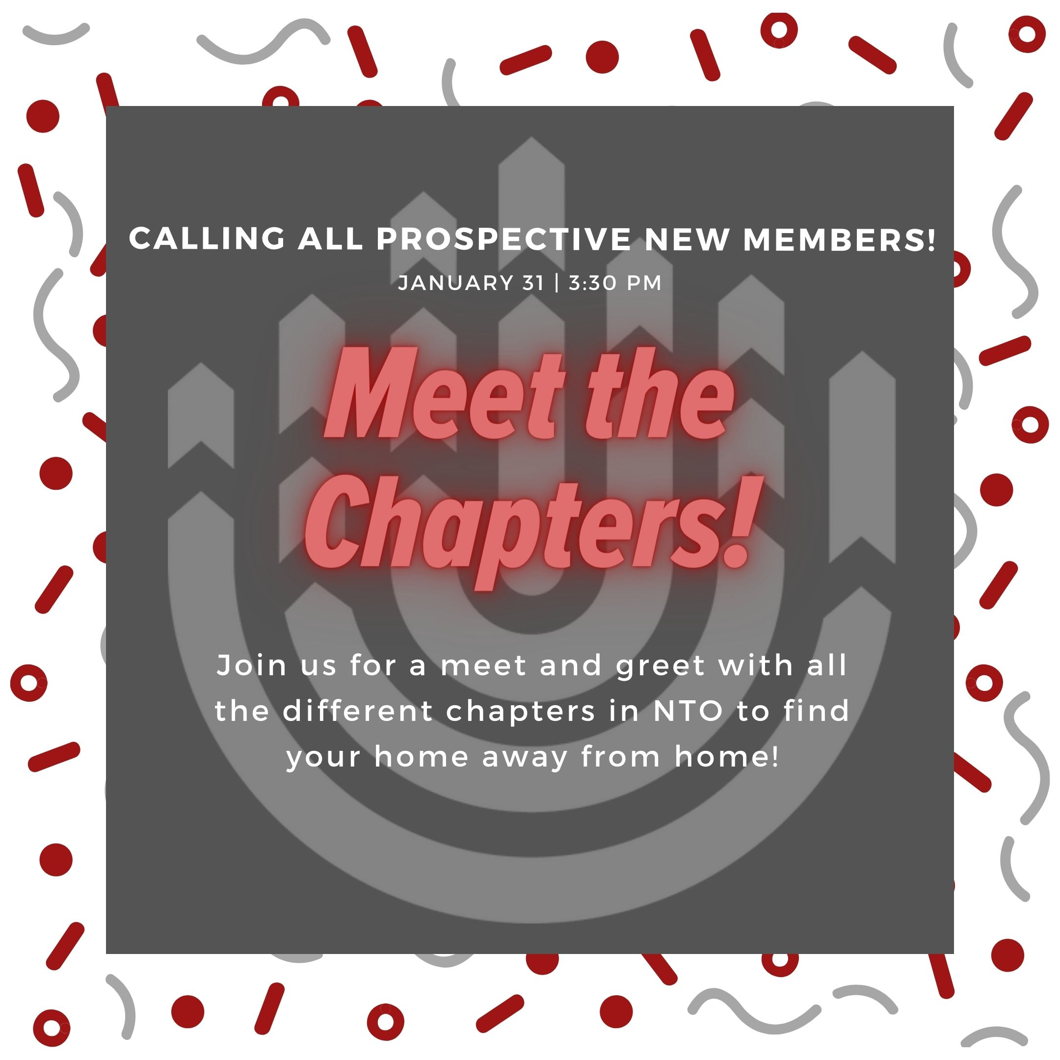 Meet the Chapters image