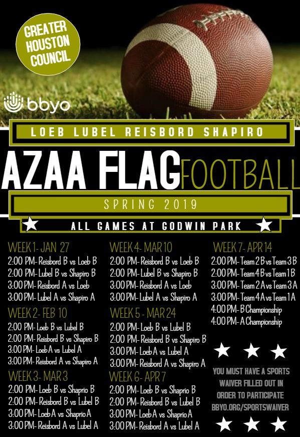 GHC AZAA Football Week 6 image