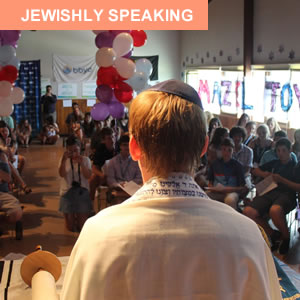 Jewishly Speaking