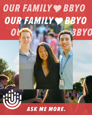 Our family loves BBYO